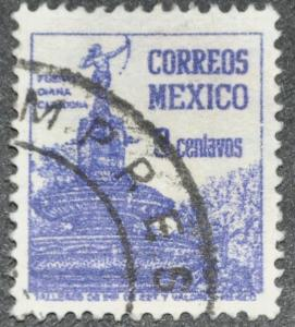 DYNAMITE Stamps: Mexico Scott #805 - USED