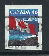 Canada SG 1359 Used Imperf