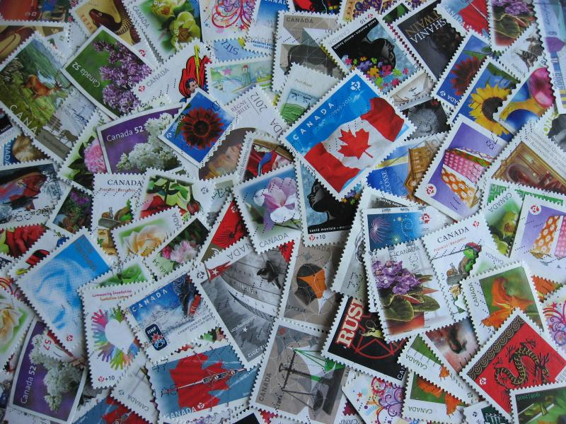 Canada elusive 125 U commems 2005-15 mixture (duplicates,mixed condition)