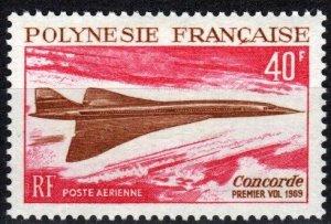 French Polynesia #C50 MNH  CV $55.00 (X7187)