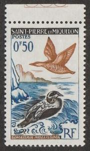 362,MNH St. Pierre & Miquelon