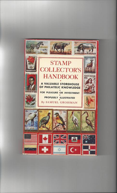 Stamp Collector's Handbook by Samuel Grossman