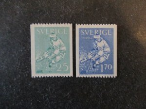 Sweden #620-21 Mint Hinged (G7E2) I Combine Shipping!