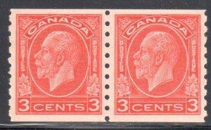 Canada #205, 207 XF LH Coil Pair C$150.00 -- #205 Look NH