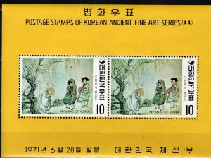 Korea #782a  MNH  CV  $11.50  (K2782L)