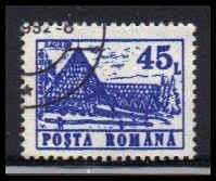 Romania Used Fine D36955