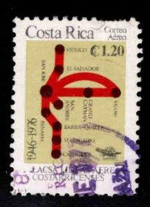 Costa Rica Scott C678 used