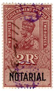 (I.B) India Revenue : Notarial 2R