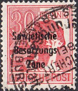 Germany #10N11  Used