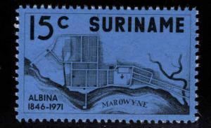 Suriname Scott 392 MNH**
