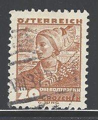 Austria Sc # 361 used (DDT)