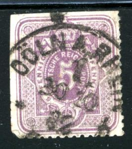 GERMANY #30, USED - GER016