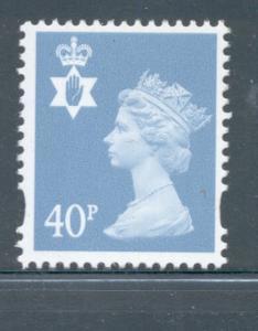 Great Britain Northern Ireland NIM83 40p Machin mint NH