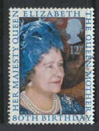 Great Britain SG 1129 - Used - Queen Mother