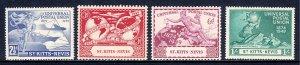 St. Kitts and Nevis - Scott #95-98 - MNH - SCV $3.35