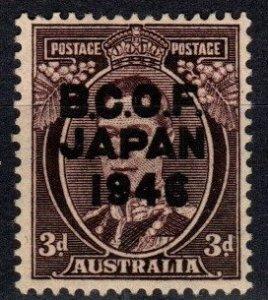 Australia #M3 Unused CV $3.50 (X3278)