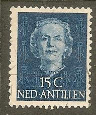 Netherlands Antilles   Scott 218    Queen    Used