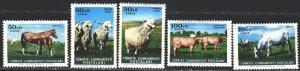 Turkey. 1964. 1919-23. Horse, pets. MNH.
