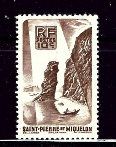St Pierre and Miquelon 324 MNH 1947 issue