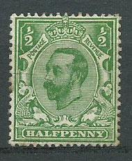 GB GV Downey Head SG 321MH some gum missing