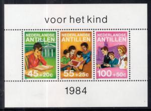 Netherlands Antilles B225a Souvenir Sheet MNH VF