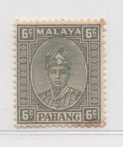 Malaya Pahang - 1935 - Unissued - MH no gum