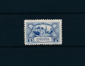 [56134] Liechtenstein 1925 Vaduz Polace and church Mint Regummed