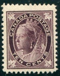 Canada #73  Mint VF