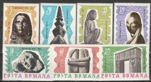 Romania #1913-8 MNH F-VF CV $3.70 (V921L)