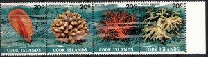 Cook Islands #573, MNH