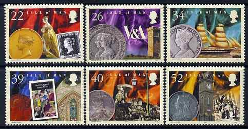 Isle of Man 2001 Death Centenary of Queen Victoria set of...