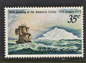 STAMP STATION PERTH Norfolk Island #152 Resolution MNH-CV$3.30