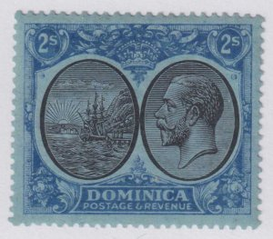 DOMINICA 78 MINT  HINGED OG * NO FAULTS EXTRA FINE!