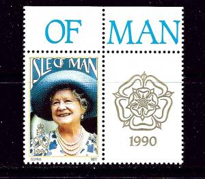 Isle of Man 425 NH 1990 Queen Mother Birthday