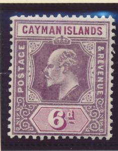 Cayman Islands Stamp Scott #26, Mint Hinged - Free U.S. Shipping, Free Worldw...