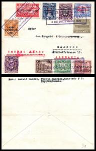 Goldpath: Guatemala cover, 1931, To Germany, CV23_P13