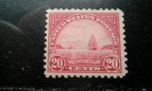 US #567 MNH e197.4798