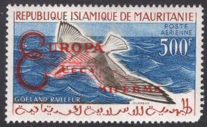 MAURITANIA SCOTT C16