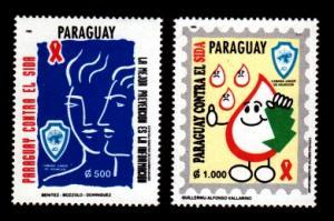 Paraguay 2508-2509 Mint NH MNH!