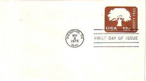 United States, First Day Cover, Postal Stationery, Plants
