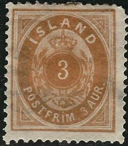 Elusive Iceland #15 Mint Fine hr W/thin SC$70...Make me an OFFER!