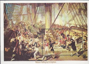 St Christopher Nevis Anguilla, Sc 401, MNH, 1980, Lord Nelson