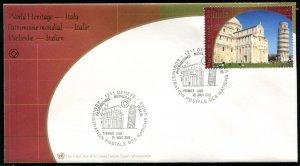 400-401 UN - Geneva World Heritage Italy OFDC