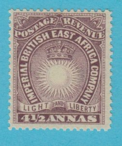 BRITISH EAST AFRICA 20 MINT HINGED OG *  NO FAULTS VERY  FINE !