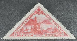DYNAMITE Stamps: Tannu Tuva Scott #56 – MINT hr