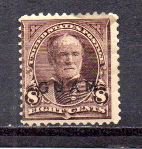 Guam 7 used (B)