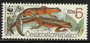 Czechoslovakia 1989 Scott# 2751 MNH