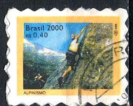 Brazil; 2000: Sc. # 2750: O/Used Single Stamp