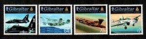 Gibraltar #1477-1480  MNH  Scott $12.50