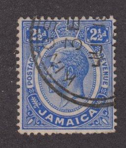 Jamaica 64  King George V 1912
